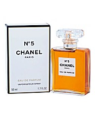 Chanel No5 50ml EDP Spray