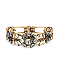 Mood Crystal Embellished Bangle