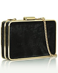 Micheal Kors Elsie Box Clutch