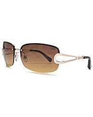 Suuna Bella Semi Rimless Sunglasses
