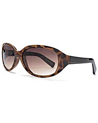 Suuna Charlotte Small Oval Sunglasses