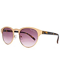 Miss KG Metal Round Preppy Sunglasses