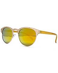 Miss KG Metal Round Preppy Sunglasses