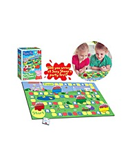 Peppa Pig Party Time Race Time Game