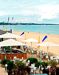 Two Nights for Two at Sandbanks Hotel