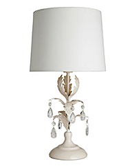 Harwich Crystal Table Lamp