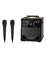 Goodmans CD-G Karaoke with Bluetooth