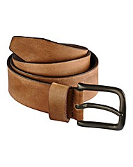 Williams & Brown Distressed Leather Belt