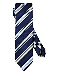 Williams & Brown London Stripe Tie Long