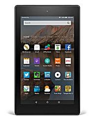 Kindle Fire HD 8in WiFi 8gb Black