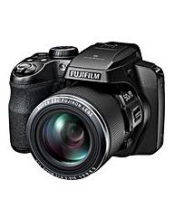 Fuji 16MP 50xOptical Zoom Bridge Camera