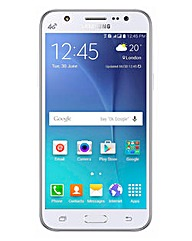 Samsung J5 White including O2 Sim