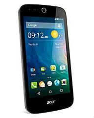Acer Liquid Z330 Black including O2 Sim