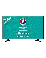 Hisense 32in Freeview HD TV