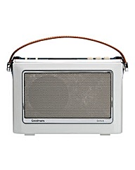 Goodmans DAB Radio with Bluetooth