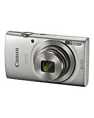 Canon IXUS 175 Camera Silver 20MP