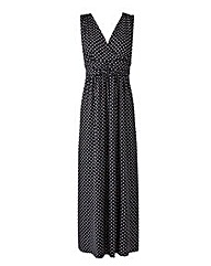 Grace Made in Britain spot maxi