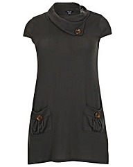 Samya Tunic with Buttons