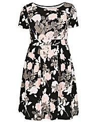 Sienna Couture Floral Dress