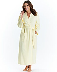 Pretty Secrets Waffle Gown L42