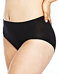 3 Pack Hi Rise Seamfree Briefs