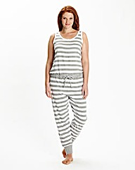 Simply Yours Cotton Stripe Onesie