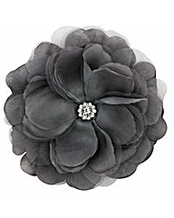 Mood Oversized Layered Flower Corsage