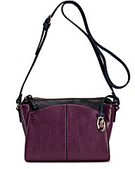 Jane Shilton Simone - Zip Top Cross Body