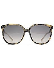 Jimmy Choo Glitter Temple Sunglasses