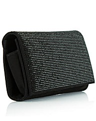 Daniel Playful Diamante Clutch Bag