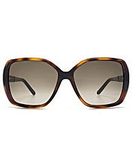 Chloe Daisy Square Sunglasses
