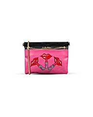Zandra Rhodes Eliza Shoulder Bag