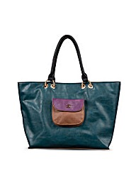 Zandra Rhodes Anya Large Tote Bag