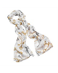 Petal Dolls Key Scarf