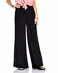 Wide Leg Trousers Regular