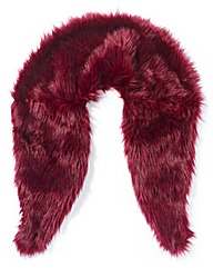 Joanna Hope Faux-Fur Stole