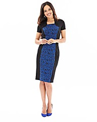 Joanna Hope Panelled Jersey Dress