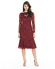 Joanna Hope Stretch Lace Dress