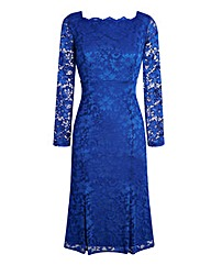 JOANNA HOPE Stretch Lace Dress