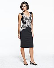 Joanna Hope Body Con Dress