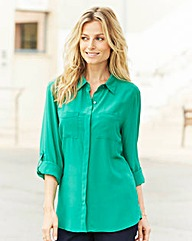 JOANNA HOPE Silk Blouse