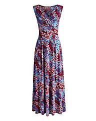 JOANNA HOPE Print Jersey Maxi Dress