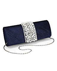 JOANNA HOPE Pearl Detail Clutch Bag