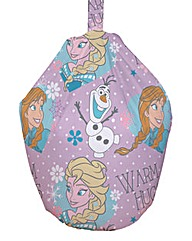 Disney Frozen Crystal Bean Bag