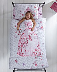 Glamour Princess Single Duvet Cover Set