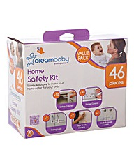 Dreambaby 46pc Home Safety Kit