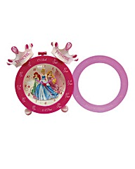 Disney Princess Time Teacher Alarm Clock