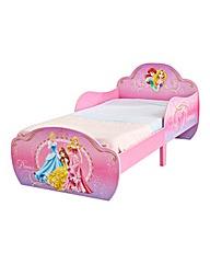 Disney Princess Snuggle Time Toddler Bed