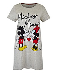 Mickey and Minnie Christmas Nightdress
