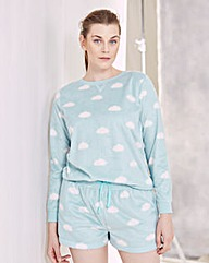 Pretty Secrets Shortie Pyjama Set